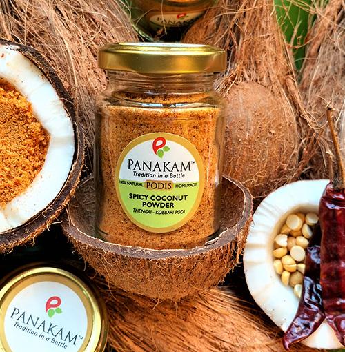Spicy Coconut Powder