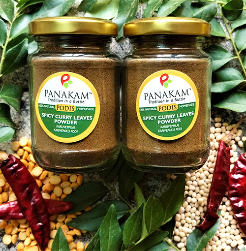 Spicy Curry Leaves Powder