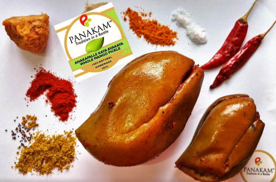 panakam-tradition-in-a-bottle-anakapalle-kaya-avakaya-whole-mango-pickle