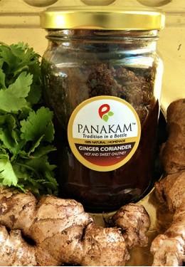 Rajapalayam Ginger Coriander Chutney (250 Grams)