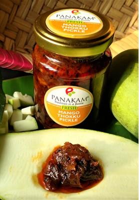 Fresh Mango Thokku Pickle