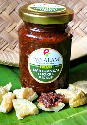 Fresh Narthangai Citron Thokku Pickle