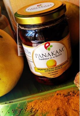 Rajapalayam Dhabbakaya (citrus) pickle
