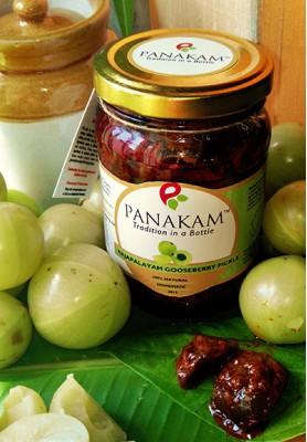 Rajapalayam Gooseberry Pickle