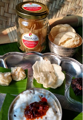 Rajapalayam Rice Vadam (150 Grams)