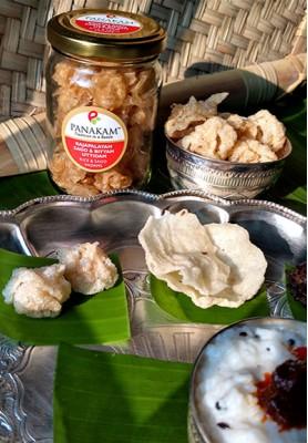Rajapalayam Rice & Sago Vadam (250 Grams)