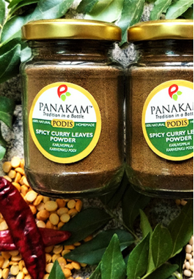 Spicy Curry Leaves Powder (100 Grams)