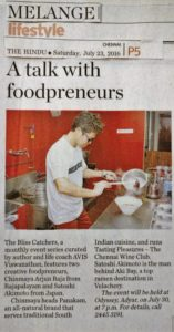 Bliss catchers The Hindu Article 23 July 2016