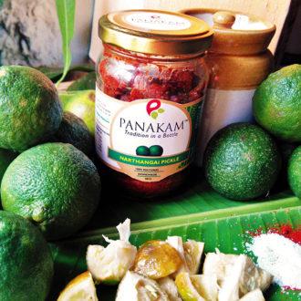 Narthangai-Pickle