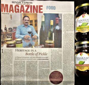Panakam - Article 5 - The New Indian Express Sunday Magazine